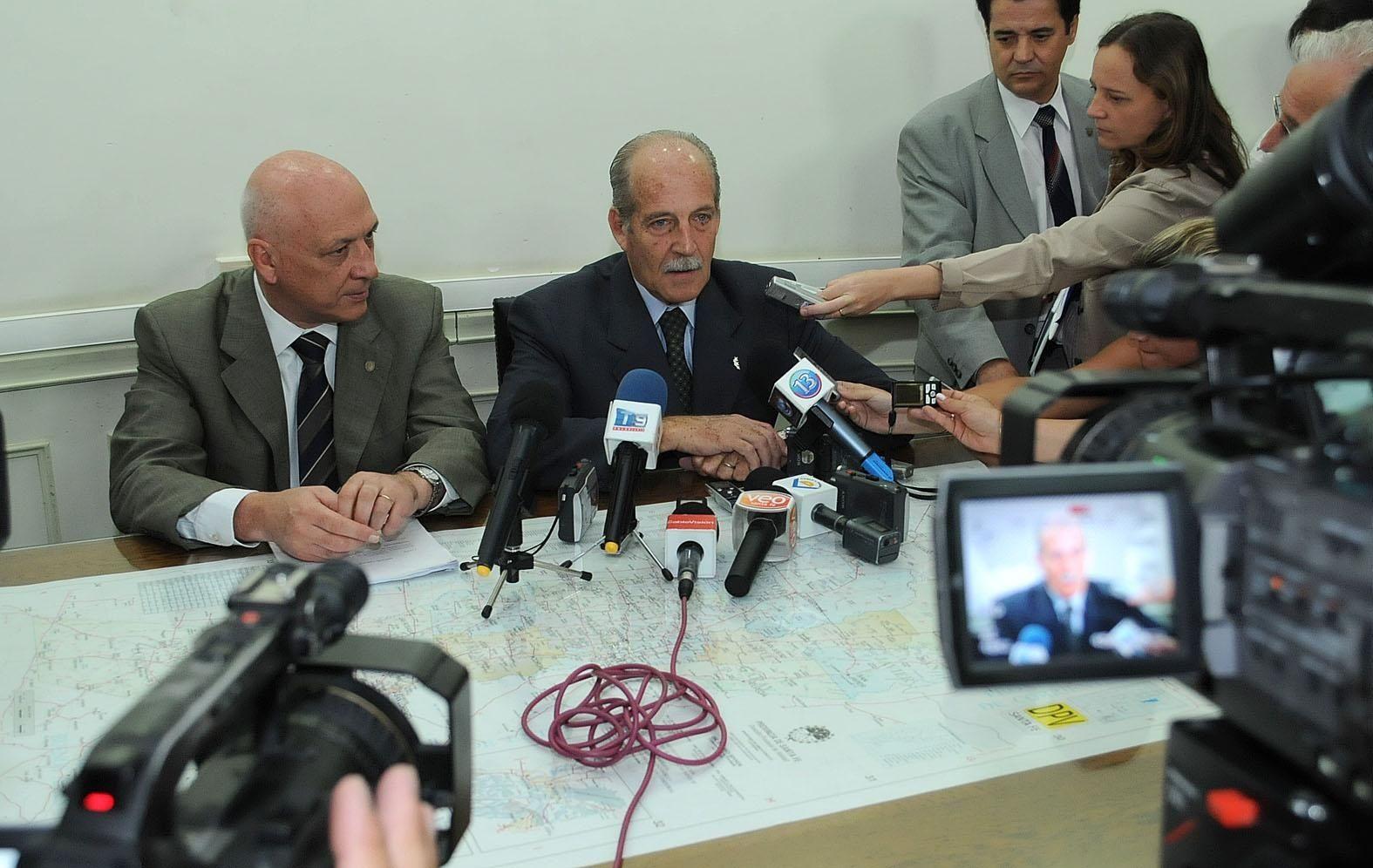 El ministro Angel Sciara planteó un panorama complicado de la economía santafesina para 2015.