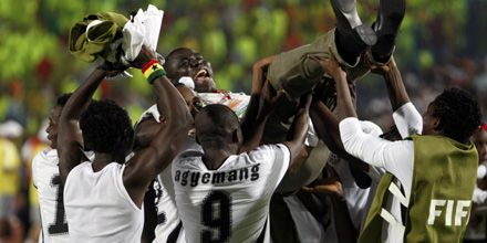 Africa mía: Ghana venció a Brasil y es el campeón del Mundial Sub 20