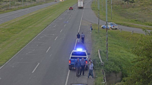 La emboscada en la autopista a Santa Fe, un éxito