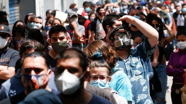En Chile se impuso en forma arrasadora la reforma constitucional