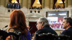 El discurso presidencial en el Congreso: pandemia, vacunas y economía