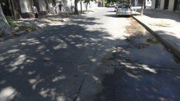 Yedro fue baleado el sábado a la noche en Cochabamba y Constitución. Murió el domingo a la mañana.