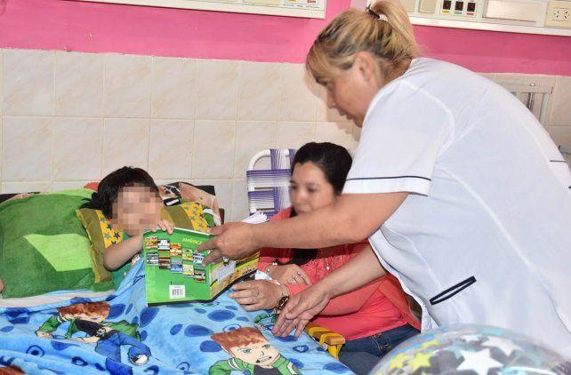 El drama de crecer en el hospital: historias que desnudan un costado doloroso de la crisis social