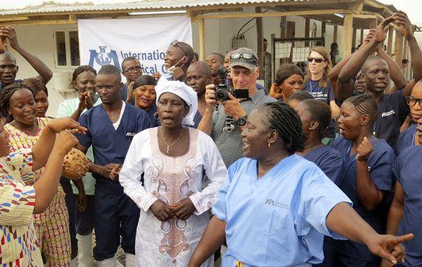 Adama Sankoh fue el último paciente conocido con ébola en Sierra Leona