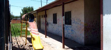 Cabín 9: la escuela con más alumnos de la provincia inicia las clases con su edificio arreglado