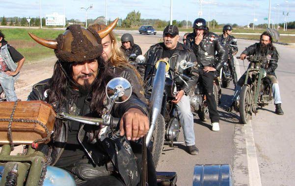 En la ruta. Campusano retoma las andanzas del héroe de Vikingo.