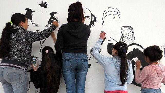 El Negro Fontanarrosa como puente para entusiasmar a chicos y chicas