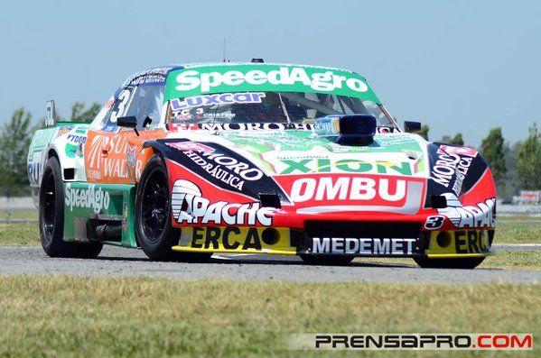 Ardusso cerró el año en el TC con el 3º puesto en el campeonato en el autodrómo Roberto Mouras de La Plata