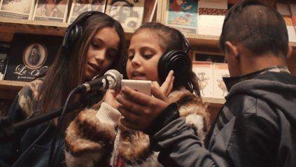 De la propuesta de Save the Children y Chicos.net participan niñas, niños y adolescentes de toda América Latina.