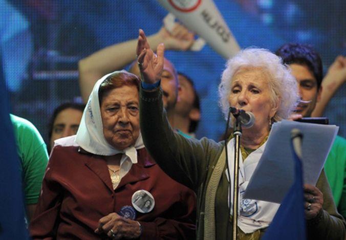 Estela Carlotto. Una incansable luchadora por los derechos humanos.