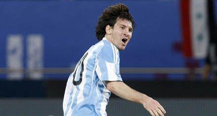 Argentina venció 1 a 0 a Brasil, con una perla de Messi