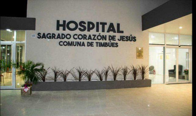 Hospital comunal. Equiparlo es prioridad para el gobierno timbuense.