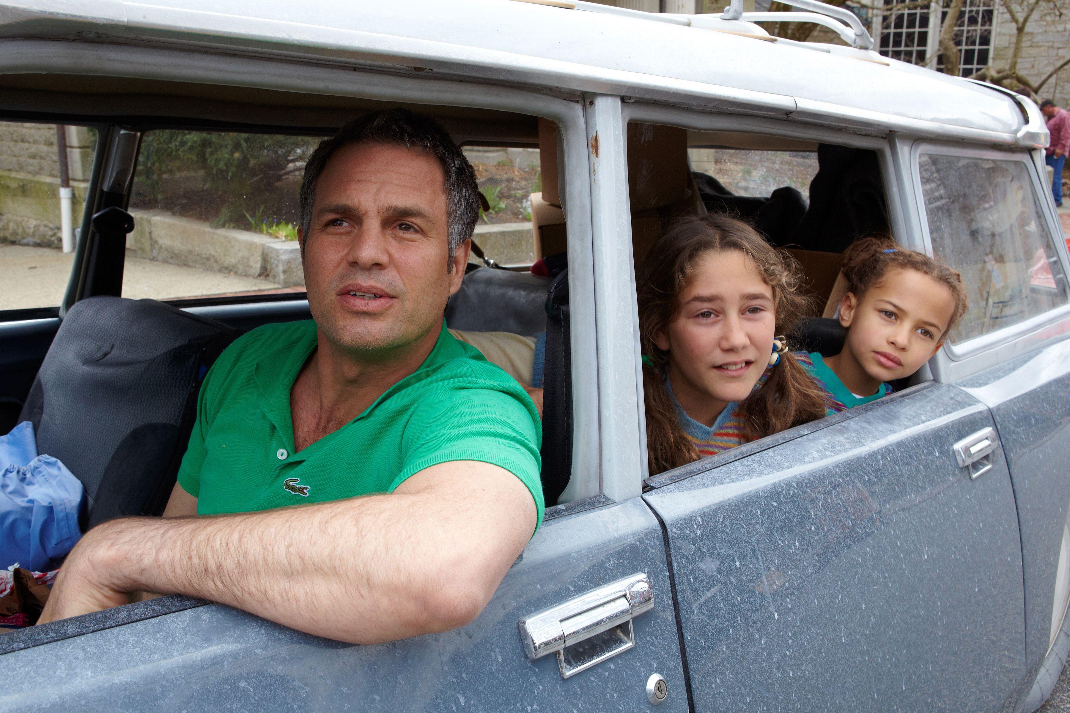 Un padre complejo. Mark Ruffalo