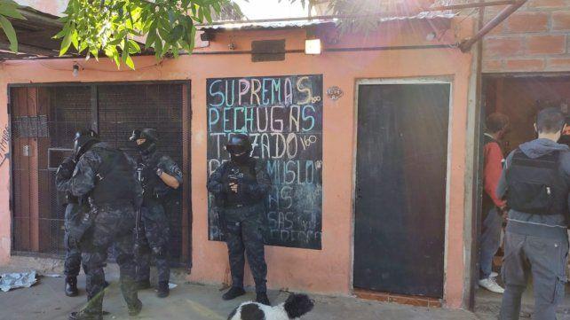 El ecuatoriano Chavarría fue apresado en Crespo al 4200.