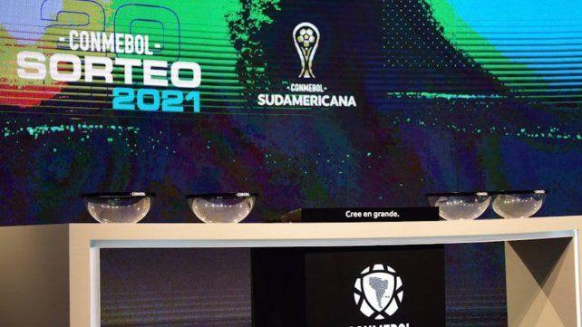 Central y Newells estarán muy pendiente hoy del sorteo de la Sudamericana.