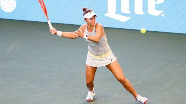 Nadia Podoroska jugará el cuadro principal de US Open por segunda vez en su carrera.