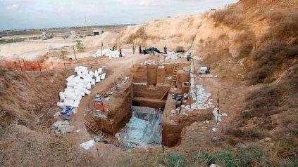 Hallan en Israel restos de una especie de hombre prehistórico desconocida por la ciencia