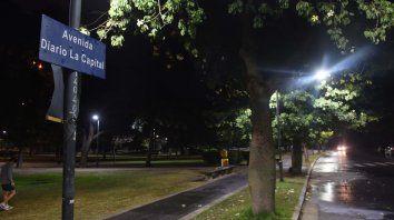 Avenida Diario La Capital. El Decano de la Prensa Argentina tiene una arteria con su nombre.