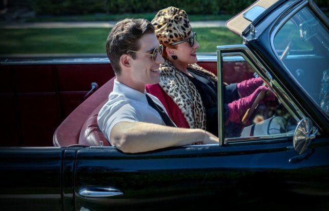 Proyectos. David Corenswet y Patti LuPone como Ernie y Avis Amberg
