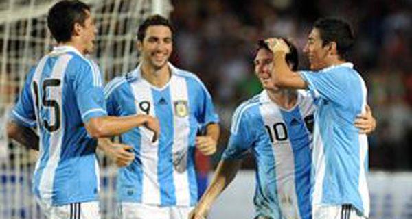 Con la magia de Messi, Argentina ganó su segundo partido de la era Sabella