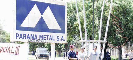 Paraná Metal: para Tomada la solución no es reducir personal ni salarios