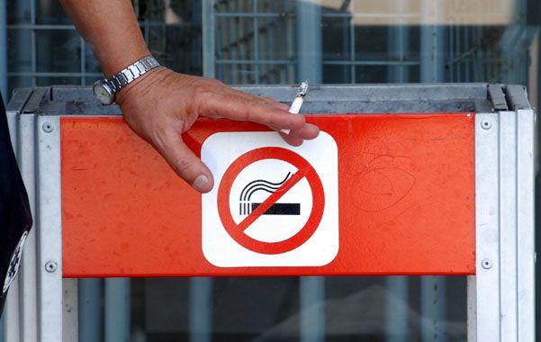 Diferencia. Los ambientes libres de humo han permitido la reducción de un 10% de internaciones por asma. (Foto: C. Mutti Lovera)