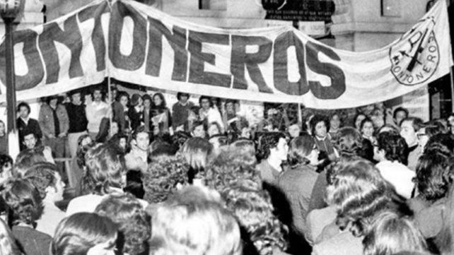 Juan Domingo Perón y los imberbes