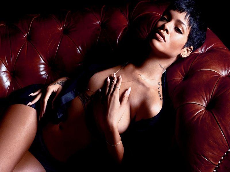 La estrella pop Rihanna fue una de las víctimas del hacker que reveló las imágenes íntimas de la celebridades.