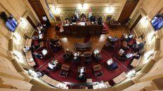 El senado provincial aprobó en su última sesión la conformación de una comisión para investigar a fiscales.
