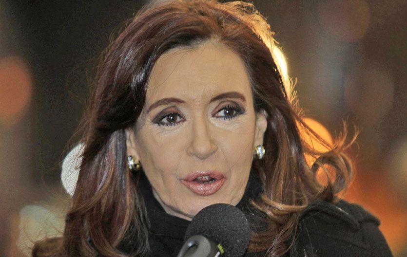 Insistente. Cristina Fernández advirtió que comparar no significa igualar.