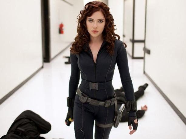 Scarlett Johansson es la actriz mejor paga de Hollywood