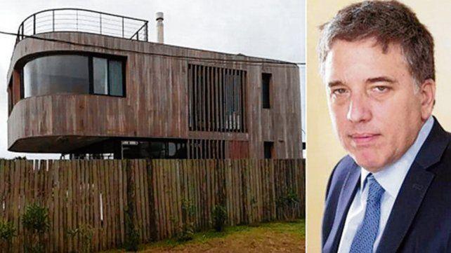 Dujovne. El ex ministro tiene una casa de más de un millón de dólares.