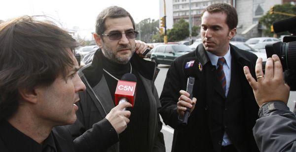Schoklender se presentó en Tribunales para responsabilizar a Hebe de Bonafini