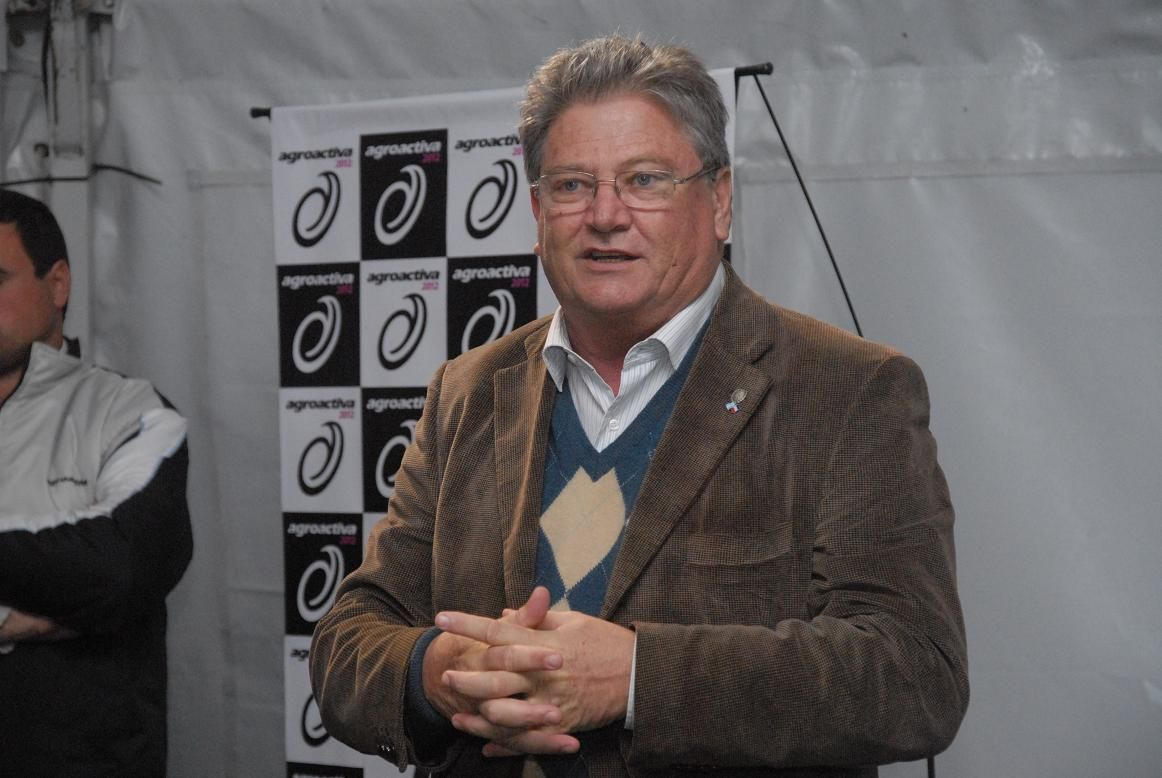 Gestiones. Fascendini habló con sus pares de Buenos Aires y Córdoba.