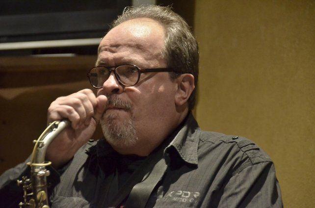 El saxofonista argentino Marcelo Peralta murió por coronavirus en Madrid