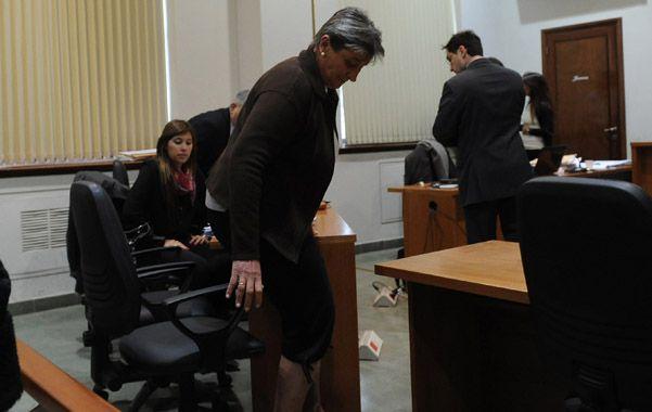 Culpable. Susana Gualdesi fue condenada por unanimidad. Sin embargo
