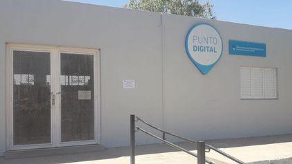 Punto Digital, el espacio comunal donde funcionará el grupo de Alcohólicos Anónimos.