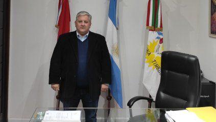 El jefe comunal Amaro González encabeza la lista Juntos Timbúes Progresa.