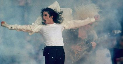 La película This is it muestra a Michael Jackson lleno de energía
