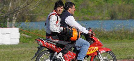 El gobierno criticó al juez de Córdoba que avaló el no uso de casco en moto
