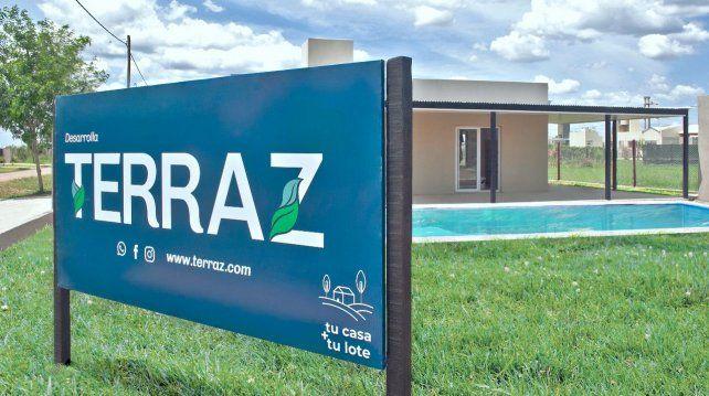 Terraz Invest Pack - Renta rápida en ladrillos