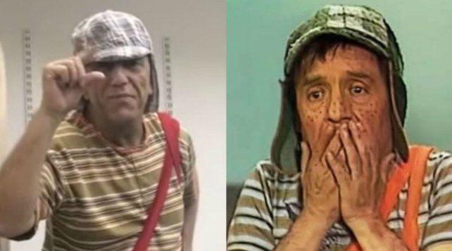 Phil Claudio González trascendió en las redes y se hizo famoso por su parecido con el Chavo del 8.