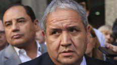 Protesta. El secretario general de la Asociación Bancaria, Sergio Palazzo, dijo que el sector perdió la paciencia.