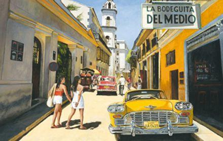 Los 70 años de la Bodeguita del Medio, un ícono cubano