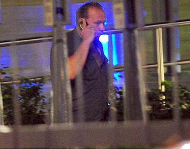 Berni fue uno de los primeros en llegar al departamento de Nisman la noche en que lo encontraron muerto.