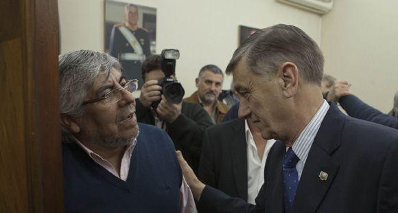 Binner: La pelea Cristina-Moyano no le hace bien ni al Gobierno ni a los argentinos