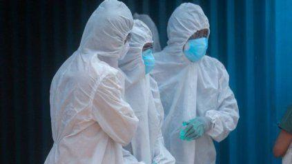 El país registró más de 20 mil contagios en las últimas 24 horas.