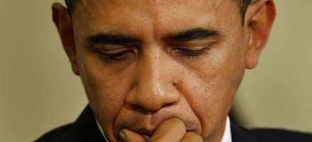 A un año de su festejada elección, crece el desencanto con Obama