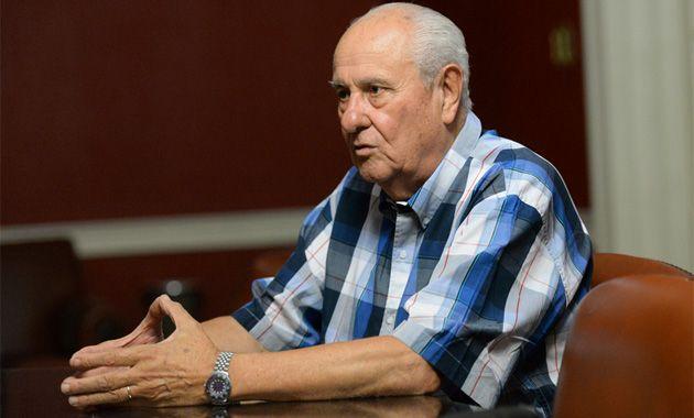 Cavallero remarcó su experiencia en gestión municipal al igual que la de Omar Perotti y Alejandro Ramos.