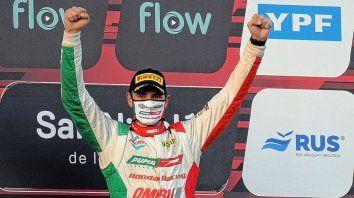Facundo Ardusso y una victoria con mucha Honda